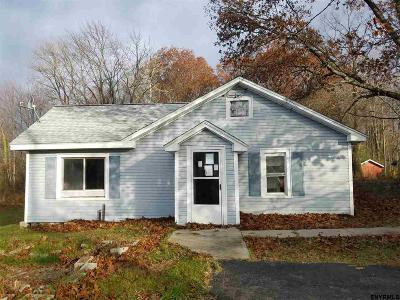 East Greenbush Single Family Home For Sale: 181 Elliot Rd