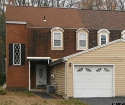 Clifton Park Single Family Home For Sale: 2 Sugarbush Rd