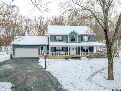 Schenectady County Single Family Home For Sale: 320 Bolt Rd
