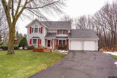 Colonie Single Family Home For Sale: 7 Christine Ct