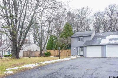 Clifton Park Single Family Home For Sale: 19b Woodcliffe Dr