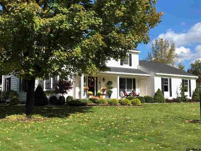 Queensbury, Fort Ann Single Family Home For Sale: 32 Orchard Dr