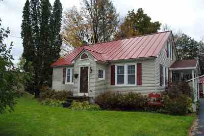 Schoharie County Single Family Home For Sale: 199 Bridge St