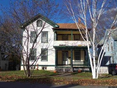 Johnstown Single Family Home For Sale: 113 East Clinton St