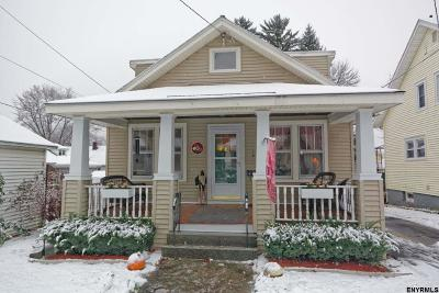 Single Family Home Sold: 8 Euclid Av