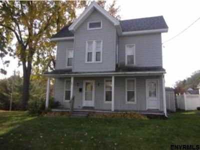 Gloversville NY Single Family Home For Sale: $28,500