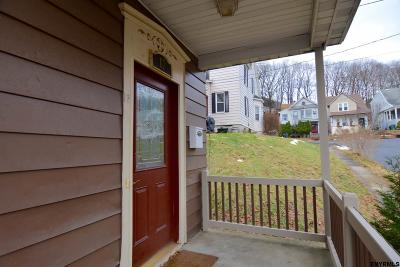 Watervliet Single Family Home For Sale: 17 Ball Pl