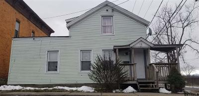 Amsterdam NY Single Family Home For Sale: $30,500
