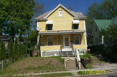 Gloversville NY Single Family Home For Sale: $14,900