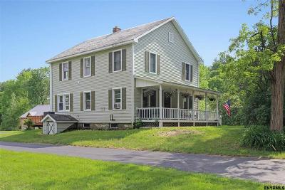 Greenfield, Corinth, Corinth Tov Single Family Home For Sale: 45 Holmes Rd