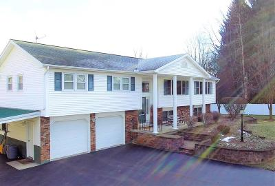 Clifton Park Single Family Home For Sale: 607 Waite Rd