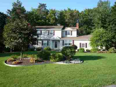 Schenectady County Single Family Home For Sale: 6 Valleywood Dr