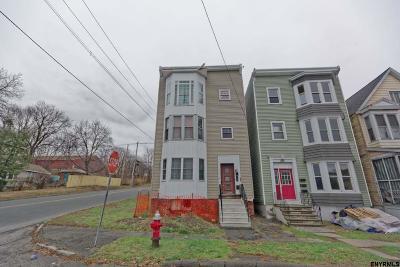Troy Multi Family Home For Sale: 886 3rd Av