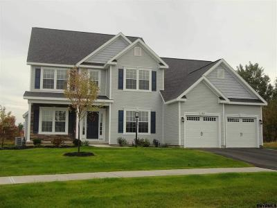 North Greenbush Single Family Home For Sale: Lot 39 Haywood Ln