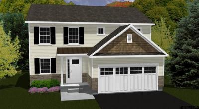 Colonie Single Family Home For Sale: Lot 19 Shore Ln