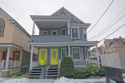 Schenectady Multi Family Home For Sale: 1708 Union St