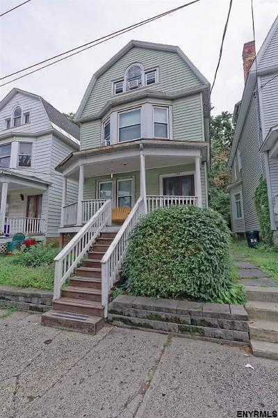 Albany NY Two Family Home For Sale: $186,900