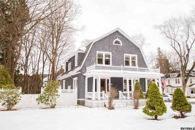 Gloversville NY Single Family Home For Sale: $139,900