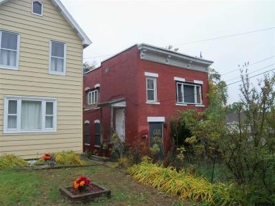 Schenectady Multi Family Home For Sale: 720 Congress St