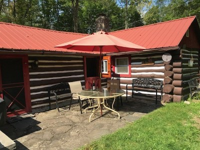 Schoharie County Single Family Home For Sale: 778 Hubbard Rd