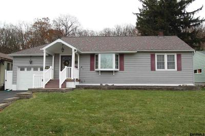 Albany, Amsterdam, Cohoes, Glens Falls, Gloversville, Hudson, Johnstown, Mechanicville, Rensselaer, Saratoga Springs, Schenectady, Troy, Watervliet Single Family Home For Sale: 202 Mountain View Av