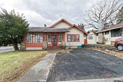Single Family Home For Sale: 2 Menand Rd