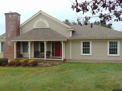 Queensbury, Fort Ann Single Family Home For Sale: 37 Overlook Dr