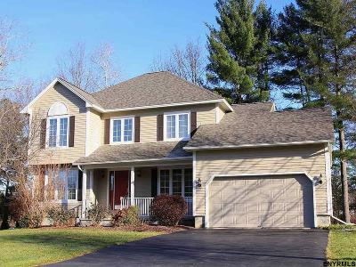 Niskayuna Single Family Home New: 7 Kimberly Ct