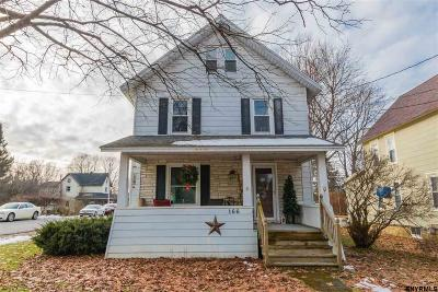 Hagaman Single Family Home For Sale: 166 S Pawling St