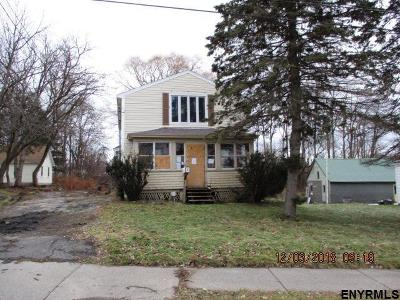 Albany, Amsterdam, Cohoes, Glens Falls, Gloversville, Hudson, Johnstown, Mechanicville, Rensselaer, Saratoga Springs, Schenectady, Troy, Watervliet Single Family Home New: 1 Brice St