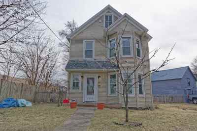 Schenectady Single Family Home New: 2008 Fairview Av