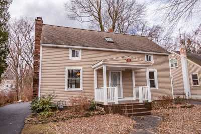 Niskayuna Single Family Home For Sale: 1509 Clifton Park Rd
