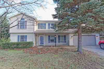 Malta Single Family Home For Sale: 11 Carlyle Ct