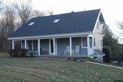 North Greenbush Single Family Home For Sale: 32 North Rd