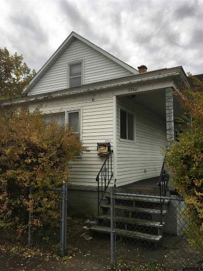Schenectady Single Family Home New: 1330 10th Av