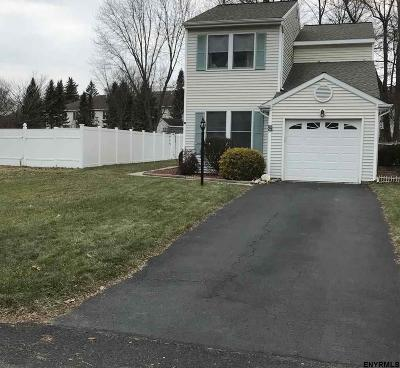 Halfmoon Single Family Home New: 5 Cooks Ct