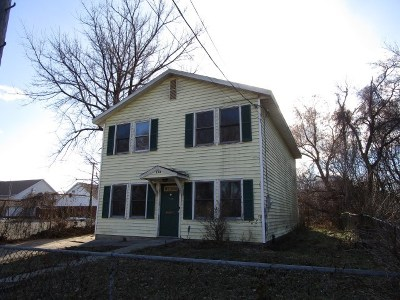 Albany Single Family Home New: 114 3rd St