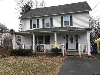 Schenectady County Single Family Home New: 3537 Guilderland Av