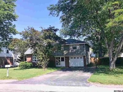 Schenectady County Single Family Home New: 6 Montclair Dr