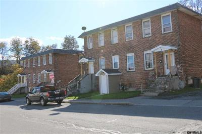 Albany NY Multi Family Home For Sale: $885,000