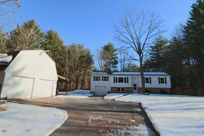Greenfield, Corinth, Corinth Tov Single Family Home New: 75 Tannery Hill Rd