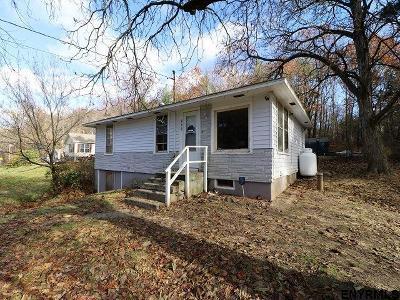 Saratoga County Single Family Home New: 300 Nys Rt 32