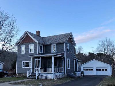 Granville NY Single Family Home New: $129,900