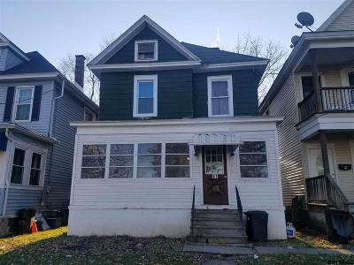 Albany Single Family Home For Sale: 81 North Manning Blvd