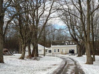 Fort Ann Tov NY Single Family Home New: $269,900