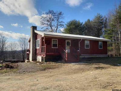 Washington County Single Family Home For Sale: 547 King Rd