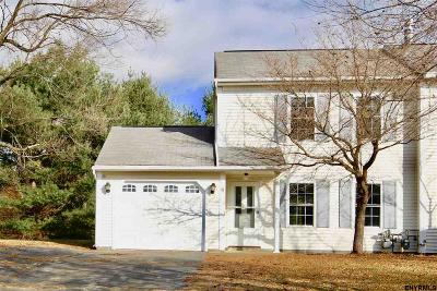 Malta Single Family Home For Sale: 6 Old Chatham Ct