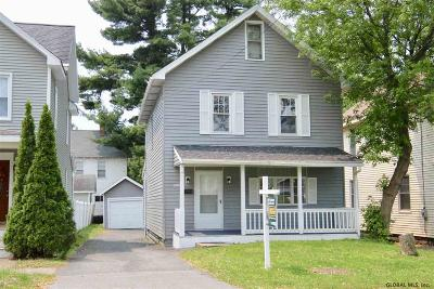 Niskayuna Single Family Home For Sale: 2486 Eastern Pkwy
