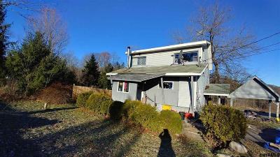 Albany County Single Family Home New: 510 Bozenkill Rd