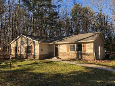 Wilton Single Family Home New: 332 Duncan Rd